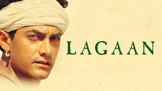Netflix box art for Lagaan