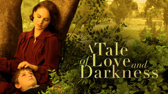 Netflix box art for A Tale of Love and Darkness